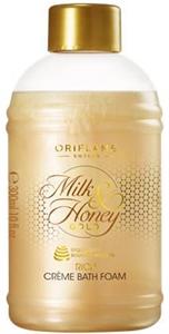 Oriflame Milk & Honey Gold Rich Crème Habfürdő