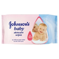 Johnson's Baby Skincare Wipes Törlőkendő