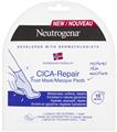Neutrogena Norwegian Formula Cica Repair Hidratáló Maszk Lábakra