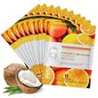 Leaders Coconut Bio Maszk – Narancs