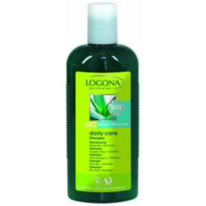 Logona BIO Aloe Verveine Daily Care Sampon