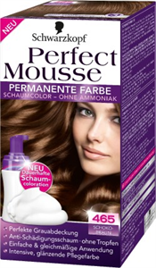 Schwarzkopf Perfect Mousse Hajfesték
