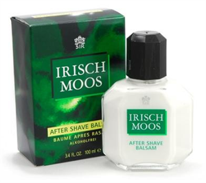 Sir Irisch Moos Alcohol Free Aftershave Balm