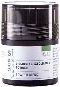 Skin Functional Dissolving Exfoliation Powder