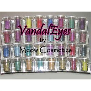 Meow Cosmetics Vandal Eyes Eyeshadow