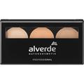Alverde Strobing Glow Highlighter Paletta