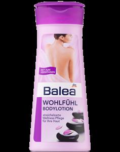 Balea Wohlfühl Kényeztető Testápoló
