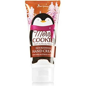 Bath & Body Works Holiday Traditions Nourishing Hand Cream Merry Cookie