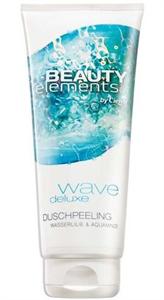 Cien Beauty Elements Wave Radírozó Tusfürdő