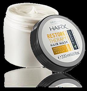 Oriflame Hairx Regeneráló Hajápoló Maszk
