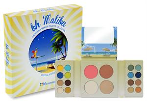 BH Cosmetics Malibu Eyeshadow & Blush Palette