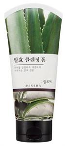 Missha Aloe Fermented Cleansing Foam