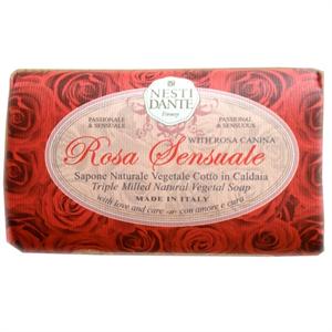 Nesti Dante Le Rose Rosa Sensuale Szappan