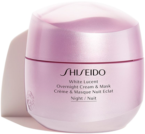 Shiseido Overnight Cream & Mask