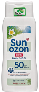 Sun Ozon Med Napozó Gél LSF50