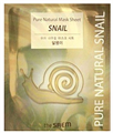 The Saem Pure Natural Mask Sheet - Snail