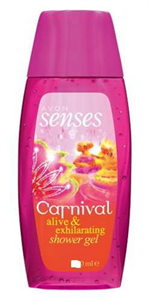 Avon Senses Carnival Tusfürdő