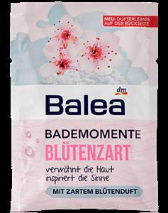 Balea Bademomente Blütenzart Fürdősó