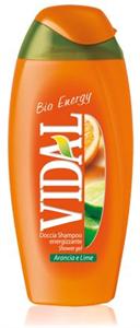 Vidal Bio Energy Shower Gel