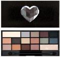 I Heart Makeup Szemhéjpúder Paletta Naked Underneath (Faux Fur)