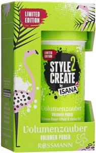 Isana Style 2 Create Volumenzauber Volumen Puder