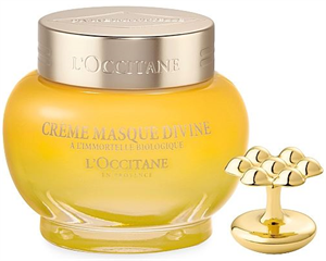 l occitane divine cream mask how to use