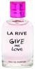 La Rive Give Me Love EDP