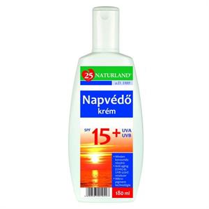 Naturland Napvédő Krém SPF15