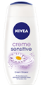 Nivea Creme Sensitive Krémtusfürdő