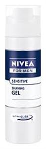 Nivea For Men Borotvagél Érzékeny Bőrre
