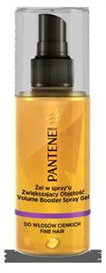 Pantene  Volume Booster Volumennövelő Spray-Zselé