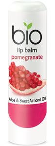 Quiz Bio Lip Balm - Pomegranate
