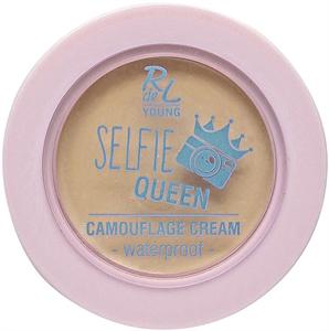 RdeL Young Selfie Queen Camouflage Cream