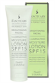 Sanctuary SPA Brightening Facial Illuminating Moisture Lotion SPF15