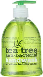XPel Tea Tree Antibacterial Handwash Folyékony Szappan Kézre