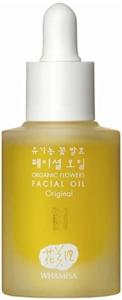Whamisa Organic Flowers Facial Oil Original