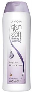 Avon Skin So Soft Bőrfeszesítő Testápoló Babassuolajjal