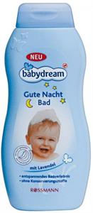 Babydream Gute Nacht Bad (régi)