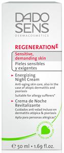 Dado Sens Reganeration E Energizing Night Cream