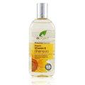 Dr. Organic Sampon Természetes E Vitaminnal