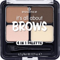 Essence It's All About Brows 4In1 Szemöldök Paletta