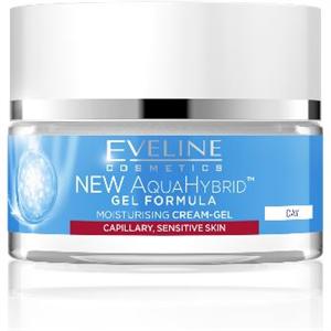 Eveline Cosmetics New AquaHybrid Hidratáló Krém-Gél