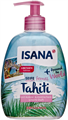 Isana Around The World Fernes Tahiti Folyékony Szappan