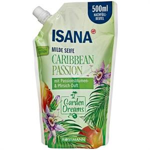 Isana Caribbean Passion Folyékony Szappan