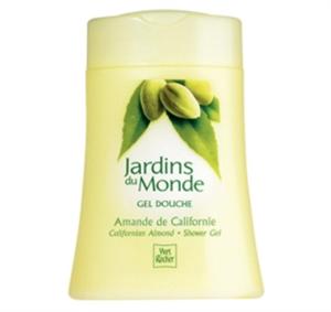 Yves Rocher Jardins du Monde Kaliforniai Mandula Krémtusfürdő