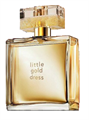 Avon Little Gold Dress EDT