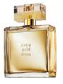 Avon Little Gold Dress EDT