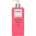 Marbert Bath & Body Bodylotion Himbeer & Rhabarbe