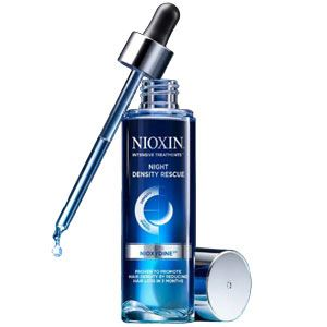 Nioxin Intensive Therapy Night Density Rescue Hajkezelés
