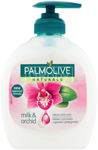 Palmolive Milk & Orchid Folyékony Szappan